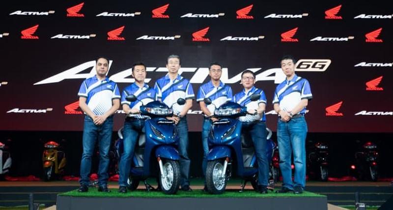 Honda Activa 6G BS-VI भारत में लॉन्च, ये है कीमत और फीचर्स
