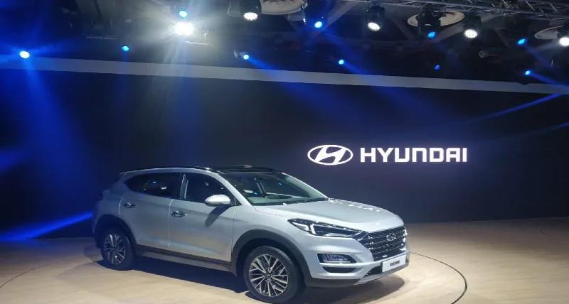 Auto Expo : हुंडई ने नए 2020 टक्सन का अनावरण किया