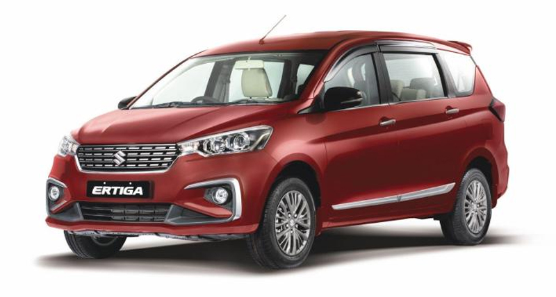 Maruti Suzuki Ertiga BS6 S-CNG Variant लॉन्च, कीमत...