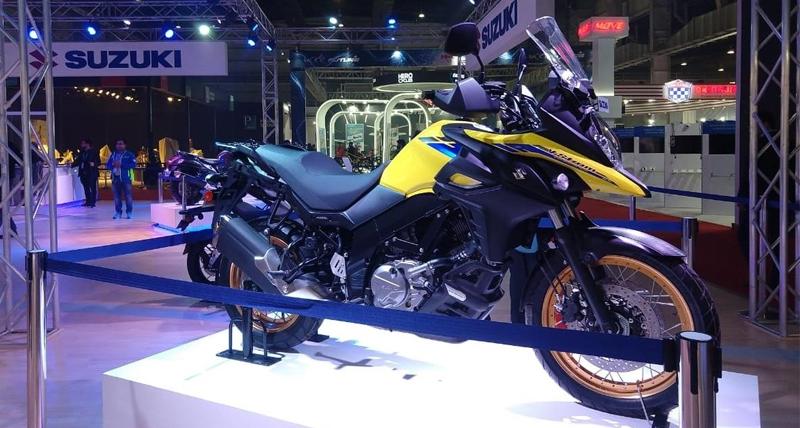 BS6 Suzuki V-Strom 650 XT अनवील्ड, जल्द होगी लॉन्च