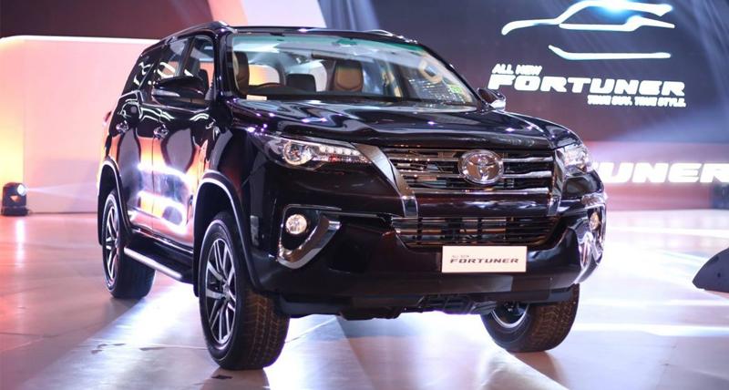 BS6 Toyota Fortuner लॉन्च, इससे मिलेगी चुनौती, ये है कीमत
