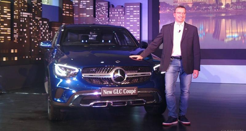 Mercedes Benz ने लॉन्च की GLC Coupe Facelift, जानें कीमत और फीचर्स