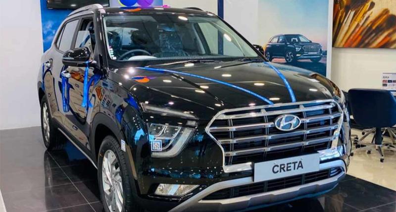 नई Hyundai Creta लॉन्च, ये है इस SUV की कीमत और फीचर्स