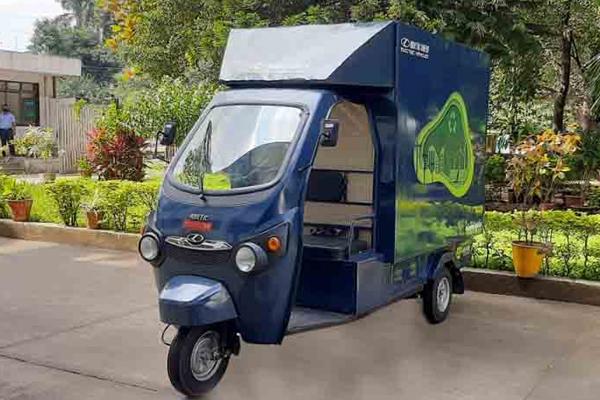 काइनेटिक ग्रीन ने 500 केजी ईवी कार्गो कैरियर लॉन्च किया, कीमत 2.5 लाख रुपये