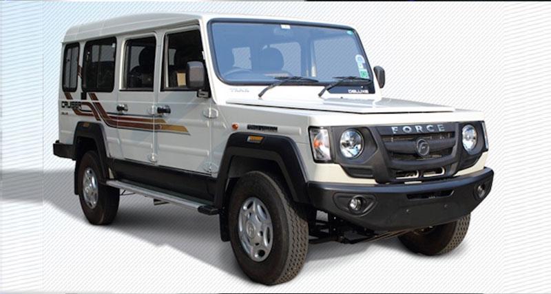 Force Motors ने लॉंच किए Trax Toofan व Cruiser Deluxe Variants