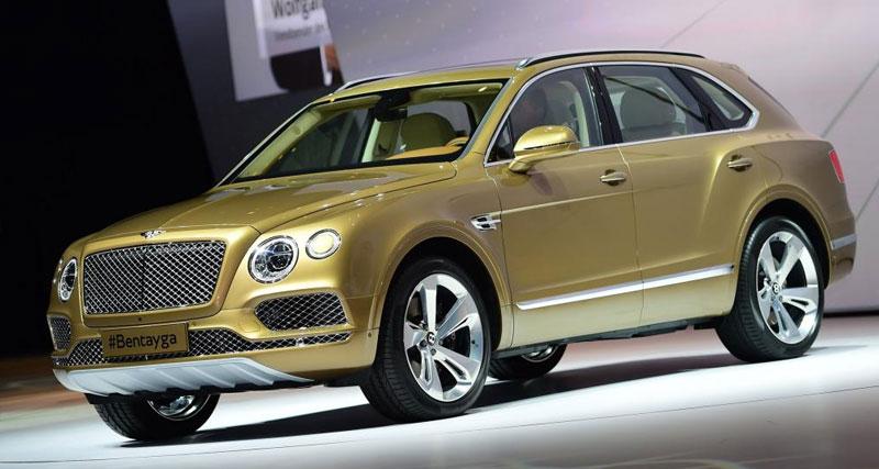 ये है दुनिया का सबसे तेज SUV Bentley Bentayga!
