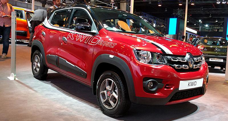कुछ ऐसा है Renault Kwid का कस्टमाइज़ अवतार, पढे खबर<br>