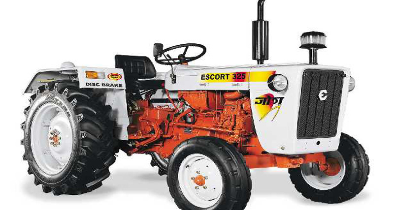 Escorts Tractor की बिक्री 10 प्रतिशत बढी