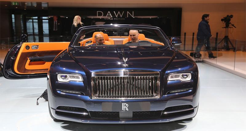 कल लाॅन्च होगी Rolls-Royce Dawn, कीमत जानें