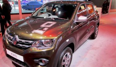 Renault Kwid 1.0 की बुकिंग शुरू, अगले महीने से होगी डिलिवरी
