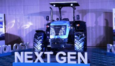 Sonalika ITL has unveiled its first 120 BHP tractor for .... - Tractors News in Hindi