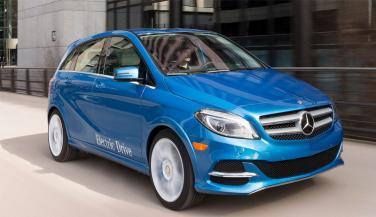 Mercedes-Benz ने रजिस्टर्ड कराया इलेक्ट्रिक माॅडल रैंज का नाम