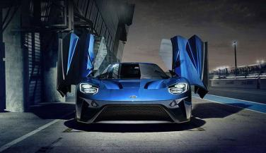 Ford super car would be something like this, it will take 2 years to complete - Sports Car News in Hindi