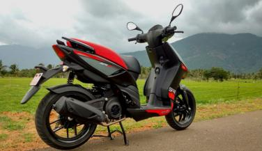 The Aprilia launched the affordable scooter SR150 in country , Know Price