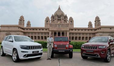 Jeep ब्रांड की देश में हुई एंट्री, उतारे 3 माॅडल
