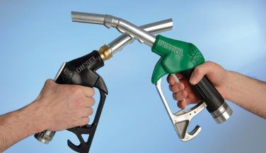 फिर बढ़ी पेट्रोल-डीज़ल की कीमतें