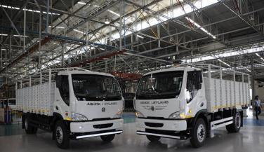 Ashok Leyland को 1200 ट्रक का आॅर्डर