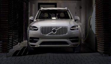 अगले सप्ताह आ रही है Volvo XC90 हाईब्रिड लग्ज़री कार