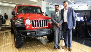 अहमदाबाद में खुली Jeep India का पहली डीलरशिप