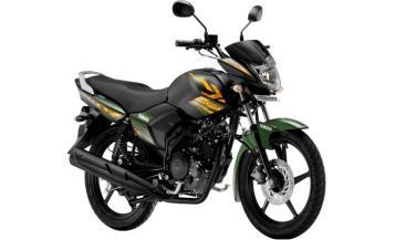नए मैट ग्रिन कलर आॅप्शन में आई Yamaha Saluto