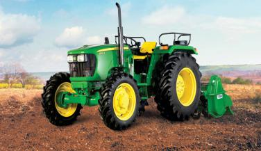 John Deere tractor is at the forefront of exports - Tractors News in Hindi