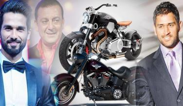 Top 5 stars, who looking cool on bikes too ... have a look - Sports Bike News in Hindi