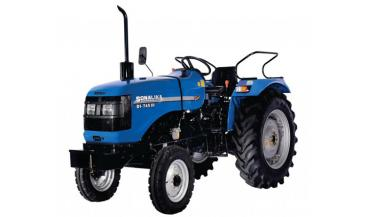 Sonalika ITL launches the new range of tractors in India. There are 4 tractors in this range. - Tractors News in Hindi