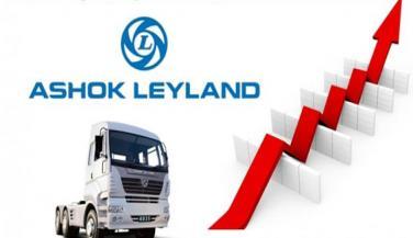 दिवाली ने बढ़ाई Ashok Leyland की बिक्री