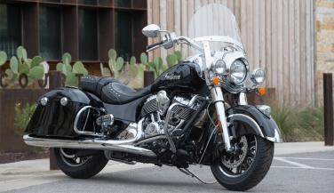 इंडियन मोटरसाइकिल ने उतारी स्प्रिंगफिल्ड, कीमत लाखों में ...