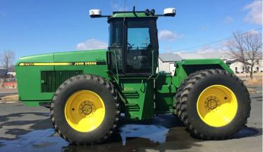 Now time of Autonomous tractor. A North Dakota auto company is working for several months on this technology  - Tractors News in Hindi
