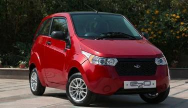 बंद हुई महिन्द्रा की e2o इलेक्ट्रिक कार की बिक्री