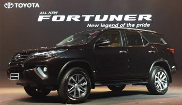 Recent launched New Toyota Fortuner is in demand. The SUV waiting period of only 3 weeks, 2 months has shot up. - Compact Car News in Hindi