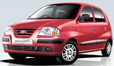 फिर से मार्केट में दस्तक देगी Hyundai Santro