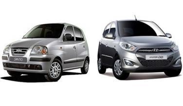 अगर Santro आई तो बंद होगी Hyundai i10