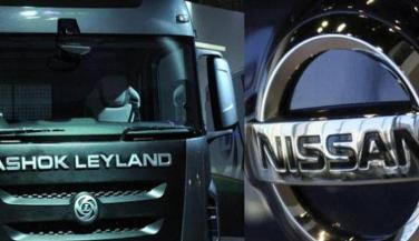 Ashok Leyland,has bought Nissans light commercial vehicle business in India. Both of companies before 8 years ago ... - Trucks News in Hindi