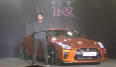 भारत आई स्पीड की गाॅडजिला Nissan GT-R, हवा से तेज है रफ्तार