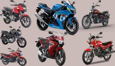 देश में पाॅपुलर हैं 150cc की ये मोटरसाइकिलें