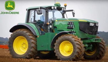 John Deere का फुल्ली इलेक्ट्रिक Tractor देखा क्या ...
