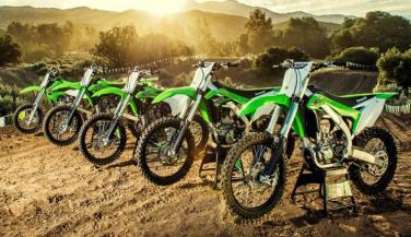 Kawasaki ने लाॅन्च की नई डर्ट बाइक्स, जानिए फीचर्स ...