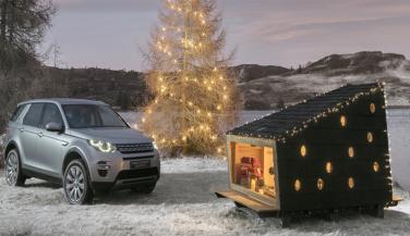 Christmas Cabin के साथ मनाए यह क्रिसमस