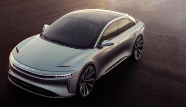 Lucid Motors की यह कार देगी टेस्ला और मर्सिडीज़ को टक्कर