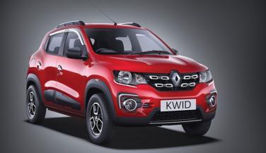 Made in India-Kwid अब जाएगी दक्षिणी अफ्रिका, भूटान और बांग्लादेश