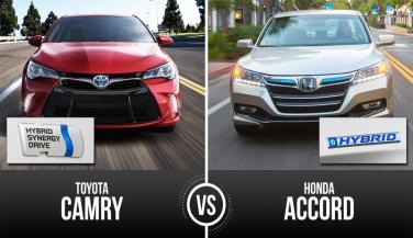 Accord और Camry Hybrid रेस में किसने मारी बाजी, जानिए