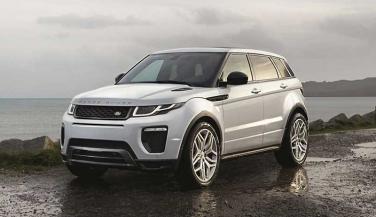 Range Rover Evoque का पेट्रोल अवतार लाॅन्च, कीमत जानें ....