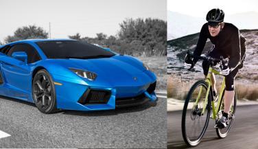 Lamborghini की स्पीड का सामना करेगी Cycle