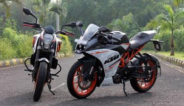 कल लाॅन्च होंगी KTM की ये 2 बाइक