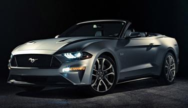 अगले साल कुछ ऐसा होगा Ford Mustang का लुक