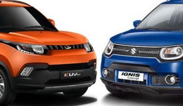 Mahindra KUV100 को कितनी टक्कर दे पाएगी Ignis