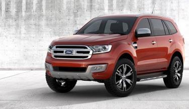 Ford Endeavour में हुआ एक नया अपडेट, अब मिलेगा यह फीचर