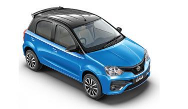 Toyota ने ड्यूल शेड में उतारा Etios Liva का नया अवतार